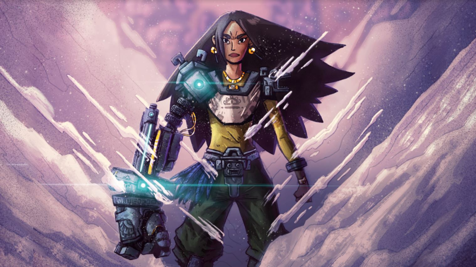 aztech-forgotten-gods-is-a-futuristic-take-on-mythology-coming-to-ps5-and-ps4-this-fall