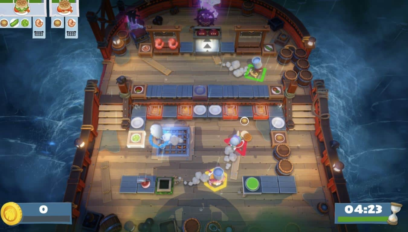 best ps5 split screen games overcooked all you can eat