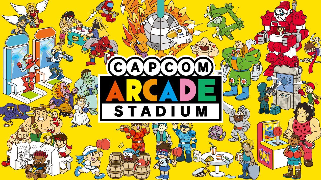 capcom-arcade-stadium-ps4-news-reviews-videos