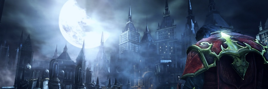 castlevania series ended ps3