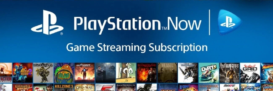 Game Streaming - PS Now - PSP 5G