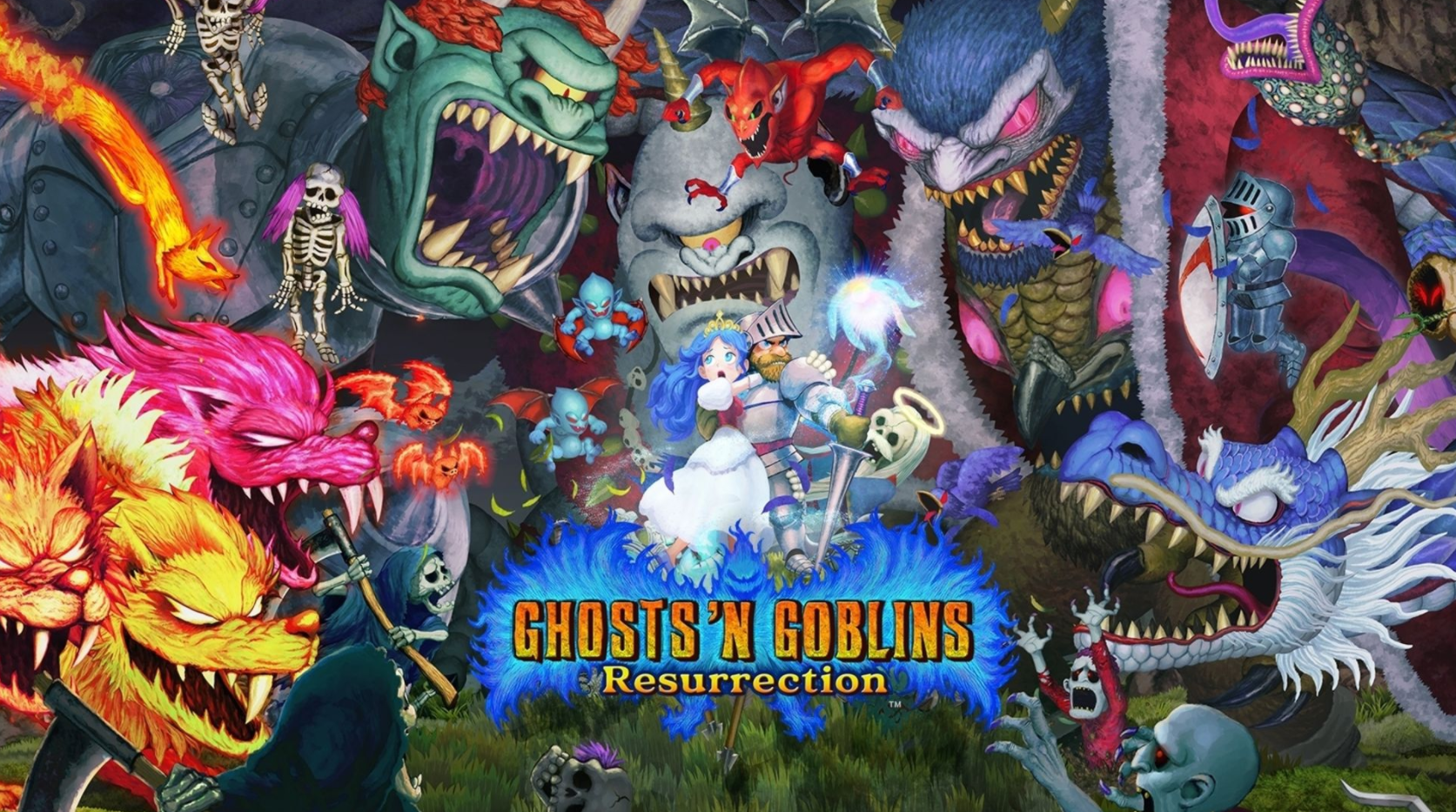ghosts-n-goblins-resurrection-ps4-news-reviews-videos