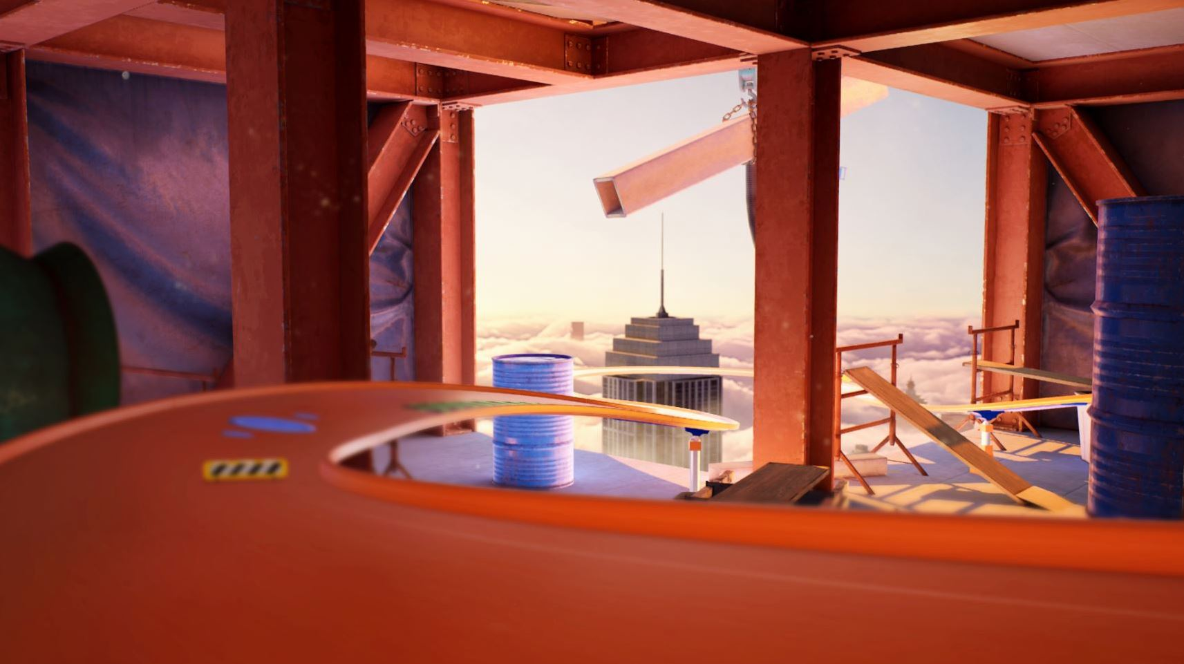 hot-wheels-unleashed-debuts-its-crazy-skyscraper-environment-in-new-gameplay
