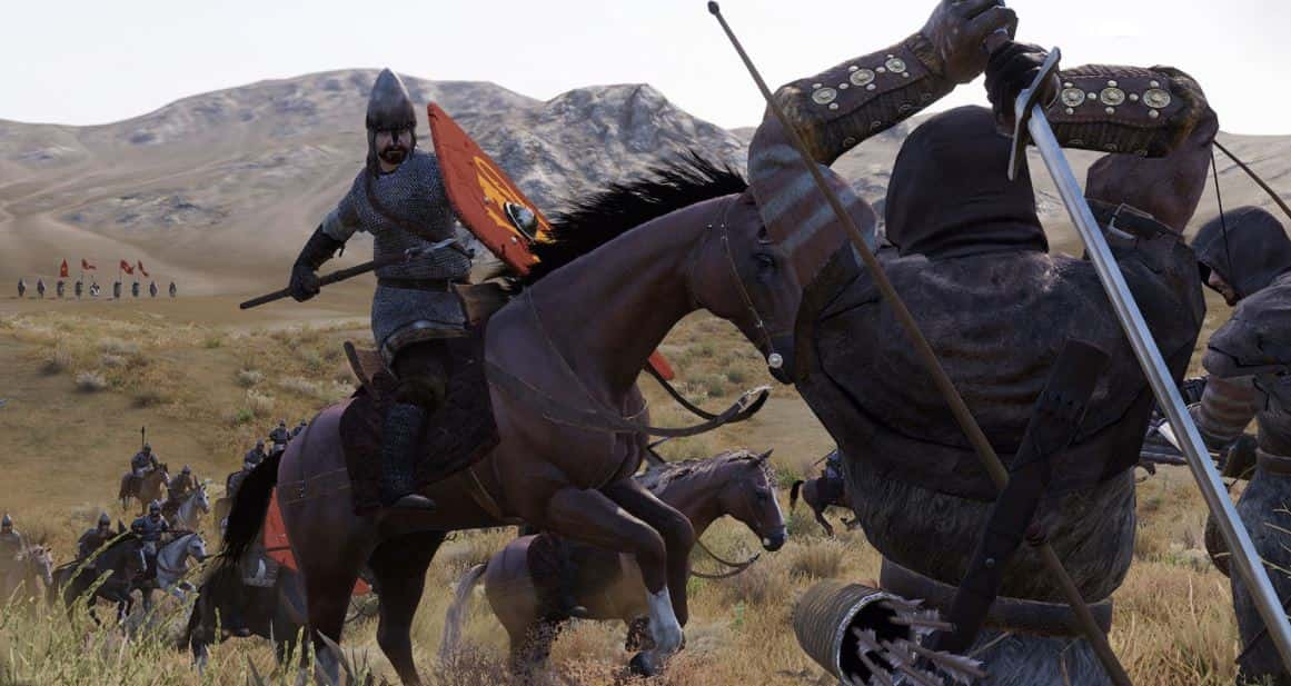 Mount and Blade 2 Bannerlord PS5 Release
