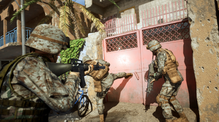 Sony Santa Monica Were Reportedly Working On The Controversial 'Six Days In Fallujah' At One Point - PlayStation Universe