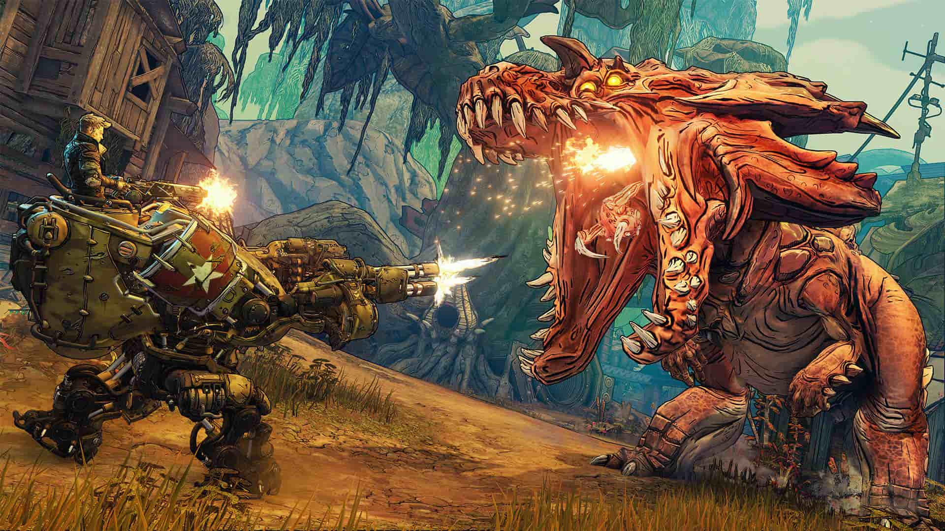 Gearbox Boss Says It Will Always Lead Borderlands Game Development In Wake Of Spinoff Game Rumors - PlayStation Universe