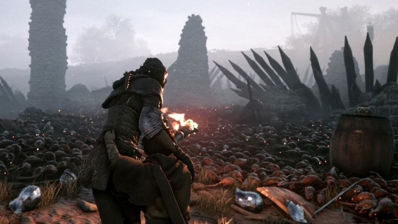 all ps5 ps plus games 2021 a plague tale innocence