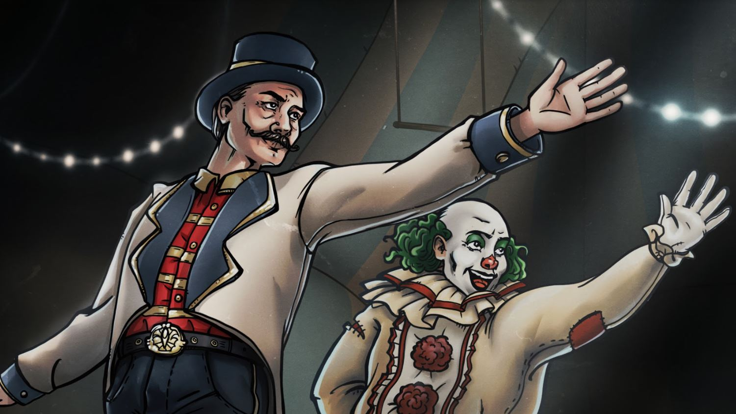 card-battler-the-amazing-american-circus-pushed-back-to-august-12-release-on-ps5-and-ps4