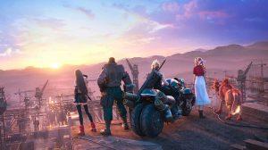 final-fantasy-7-remake-intergrade-unveils-key-art-and-new-screenshots-fort-condor-minigame-detailed