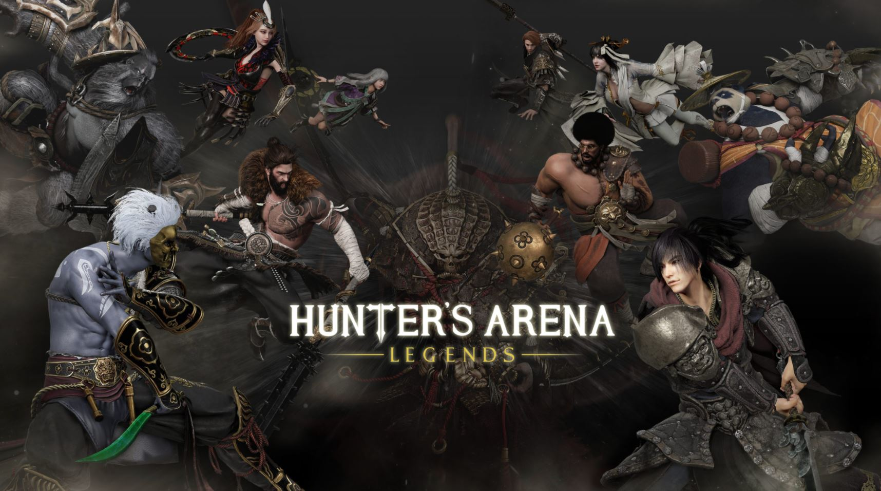 hunters-arena-legends-ps5-PS4-news-reviews-videos