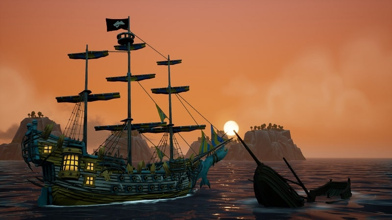 King of Seas PS4 Review 1
