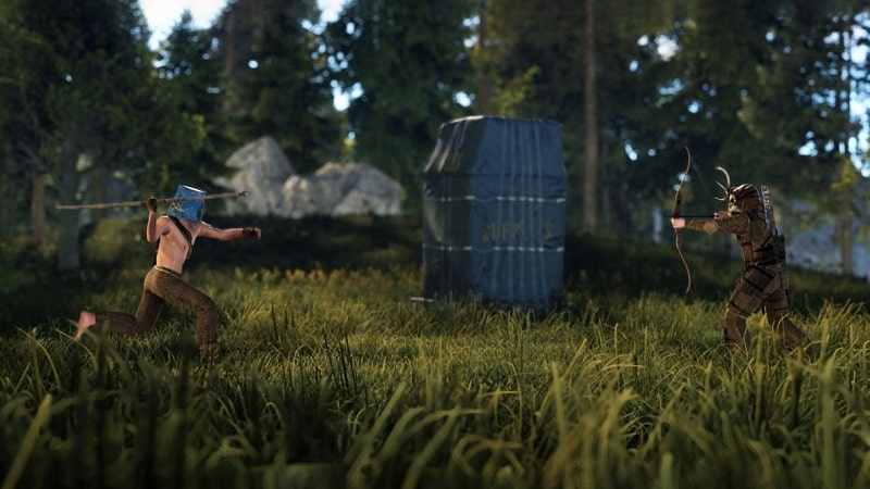 Rust PS4 Review 2