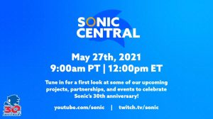 sonic-central-live-event-announced-for-thursday-with-news-on-upcoming-projects