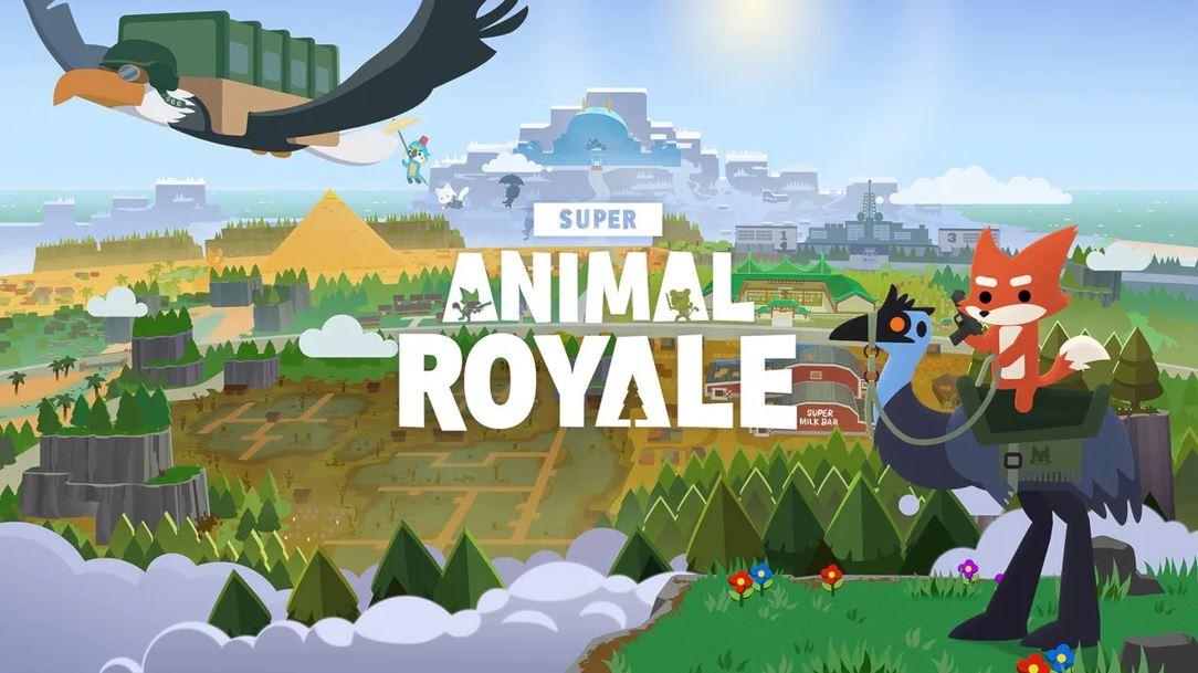 super-animal-royale-ps5-ps4-news-reviews-videos
