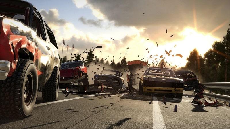 Wreckfest PS5 Review