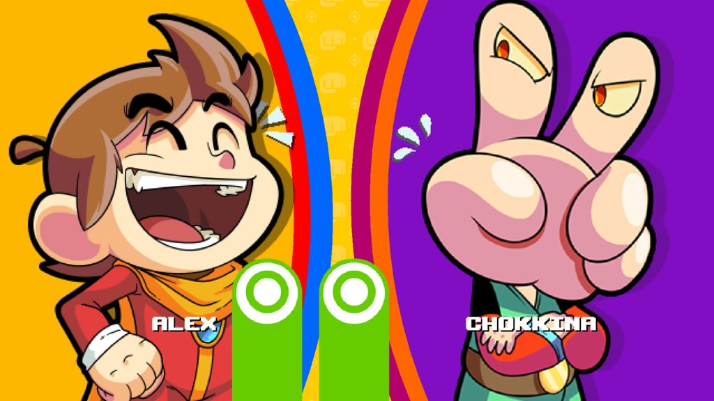 Alex Kidd in miracle world dx ps4 review 4