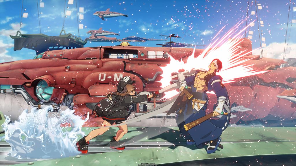 Guilty Gear Strive PS5 Review 1