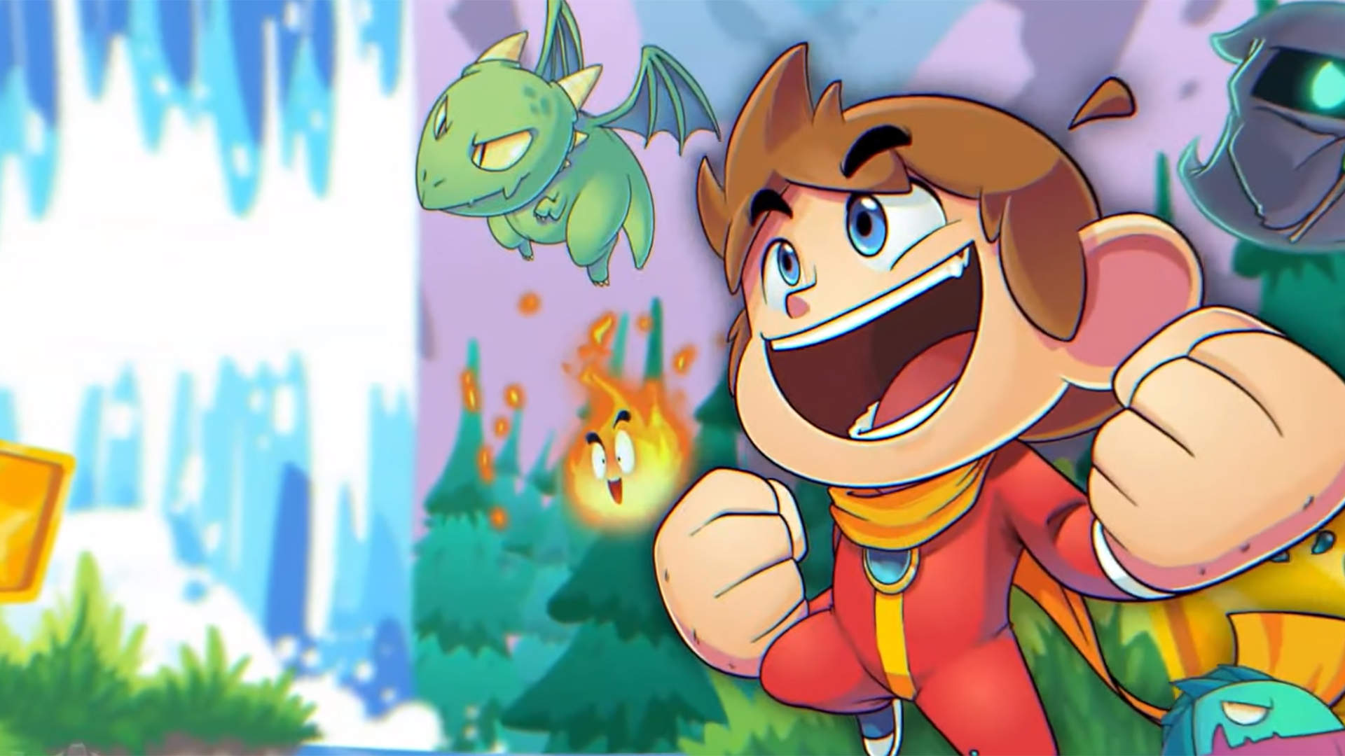 Alex Kidd In Miracle World DX PS4 Review