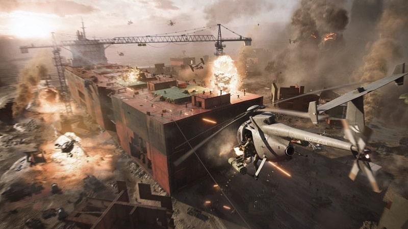 battlefield 2042 ps5 gameplay