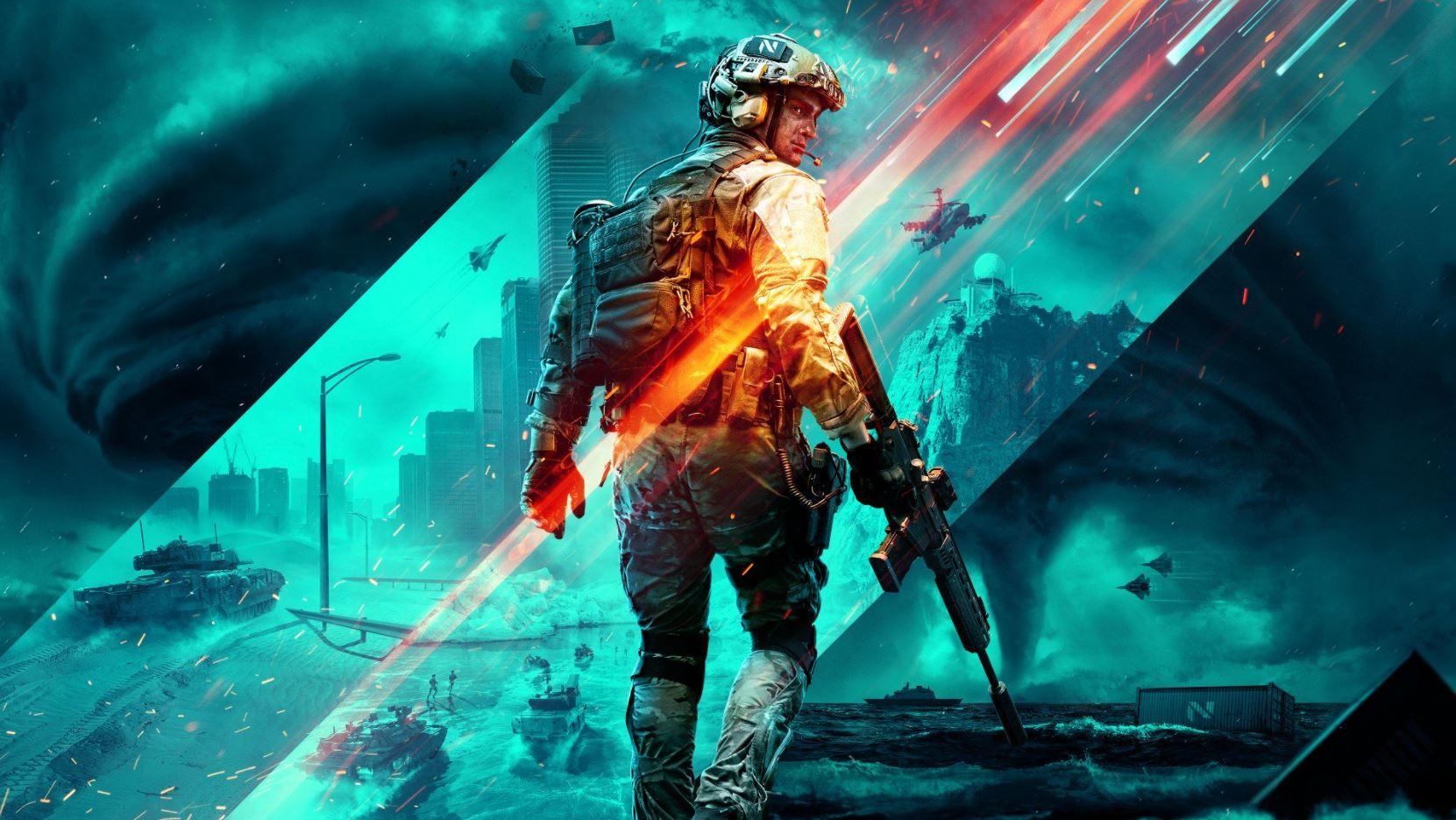 Battlefield 2042 Reveal Trailer - Date, Start Time, Where ...
