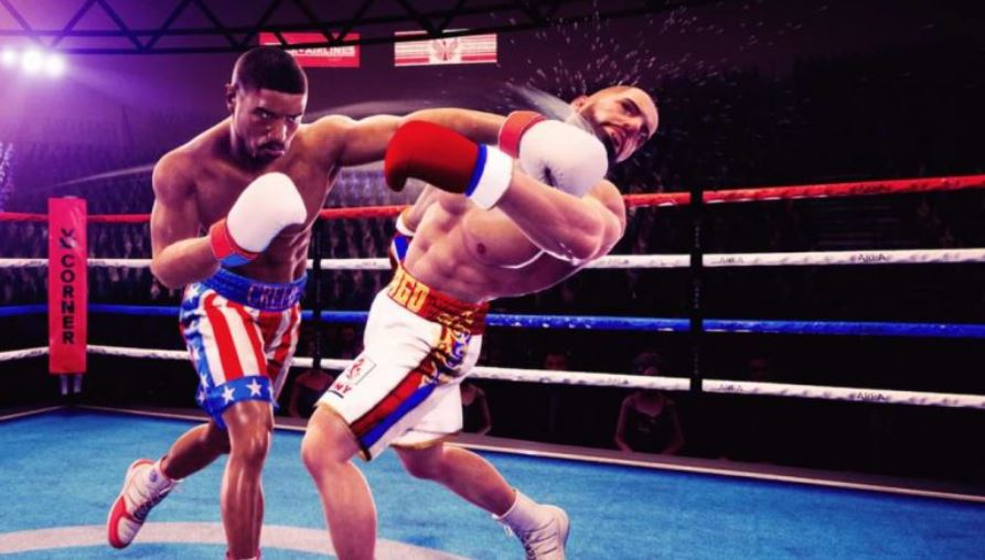 best ps4 boxing games rumble boxing creed champions