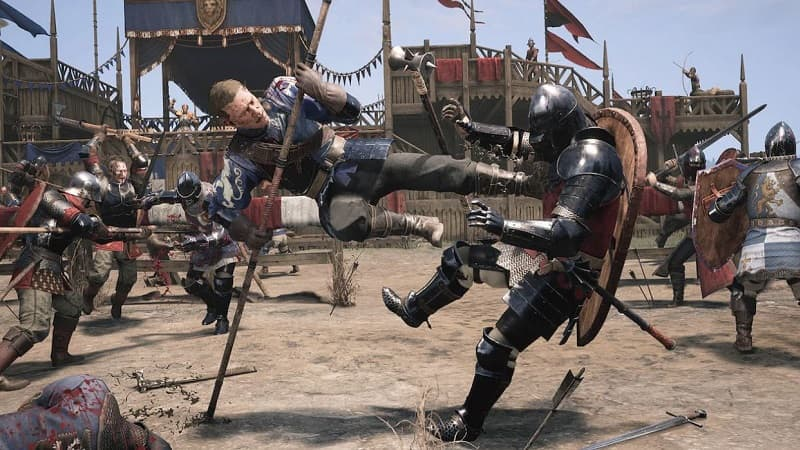 best ps5 games ranked chivalry 2