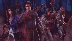 Evil Dead PS4 PS5