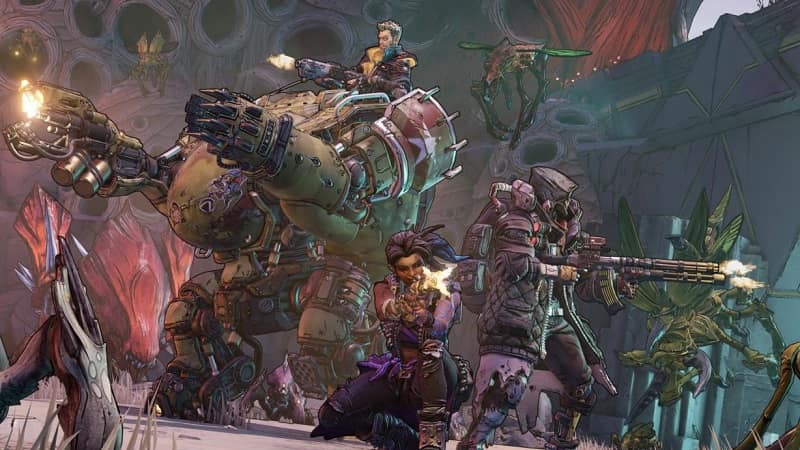 gearbox software e3 2021 hub ps4 ps5 news