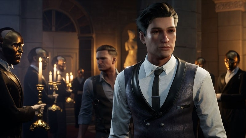 sherlock holmes chapter one ps4 ps5 preview