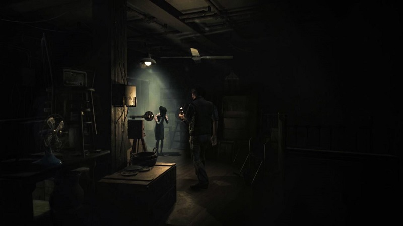 Song Of Horror PS4 Review 1