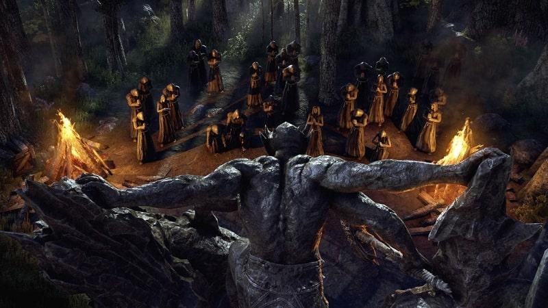 the elder scrolls online blackwood ps5 review 2