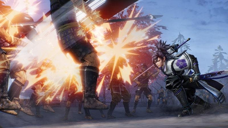 Samurai Warriors 5 PS4 Review 2