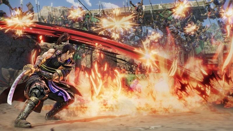 Samurai Warriors 5 PS4 Review