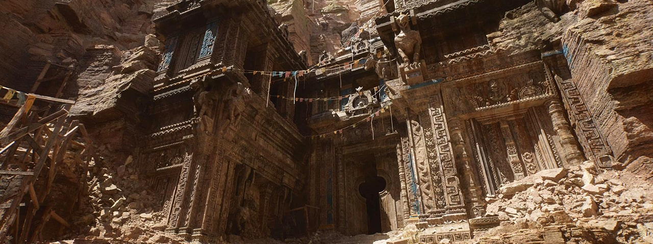 Unreal Engine 5 - Nanite & Lumen