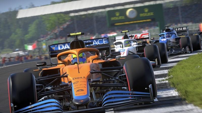 best ps5 racing games f1 2021