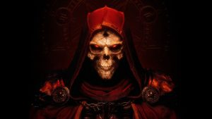 Diablo 2 Resurrected Key Art