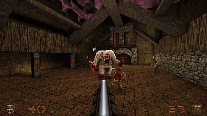 Quake PS4 Review 1