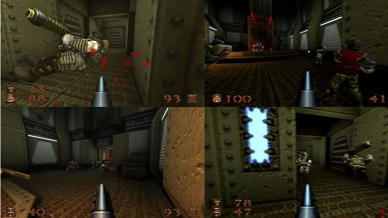 Quake PS4 Review 5