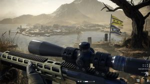 sniper ghost warrior contracts 2 ps5 review
