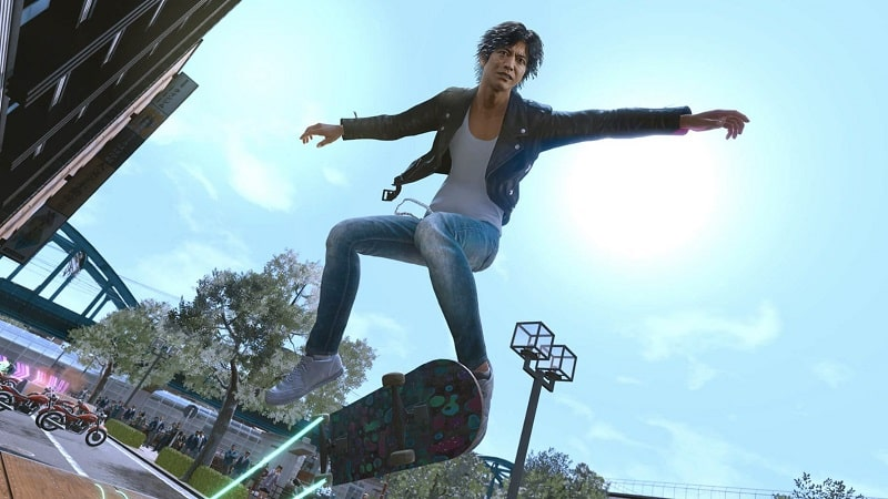 lost judgment ps5 review