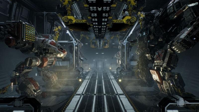 mechwarrior 5 mercenaries ps5 review