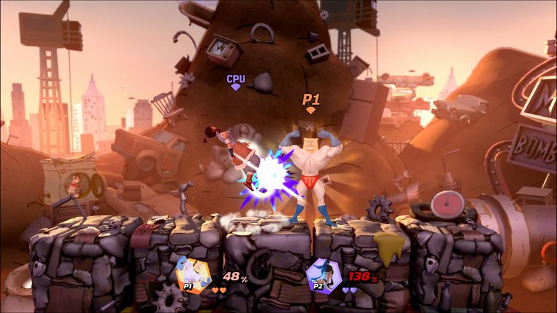 Nickelodeon All Star Brawl PS5 Review 4