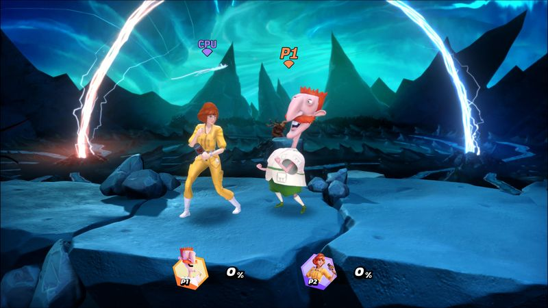 Nickelodeon All Star Brawl PS5 Review 10