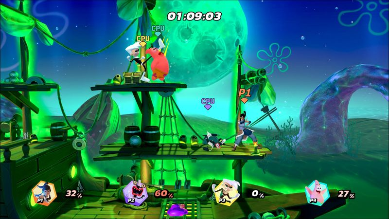Nickelodeon All Star Brawl PS5 Review 8