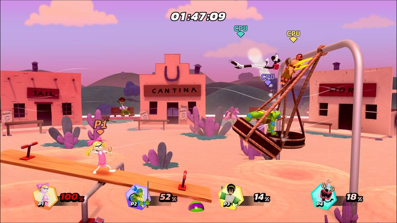Nickelodeon All Star Brawl PS5 Review 3