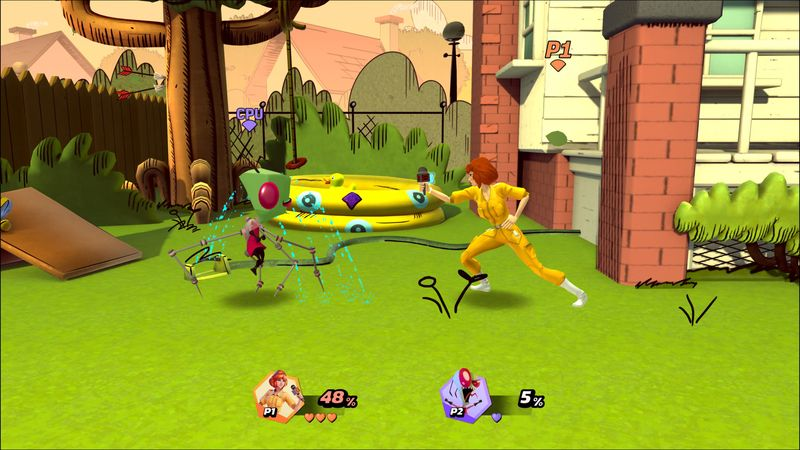 Nickelodeon All Star Brawl PS5 Review 1