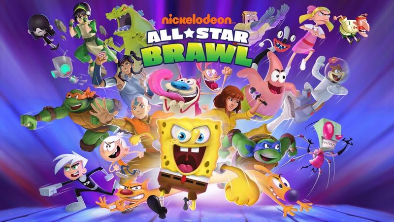 Nickelodeon All Star Brawl PS5 Review